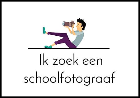 Zoekt uw school een fotograaf?